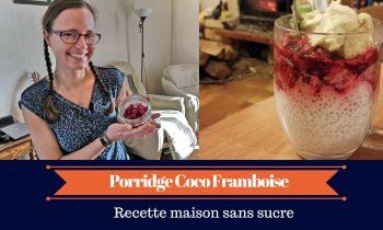 Le porridge aux graines de chia, la recette healthy qui te fera du bien !