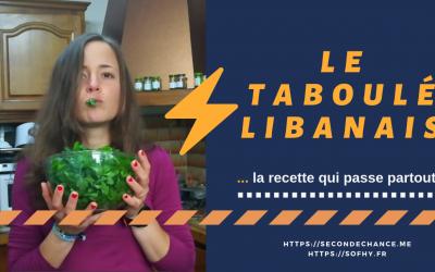La recette du taboulé libanais
