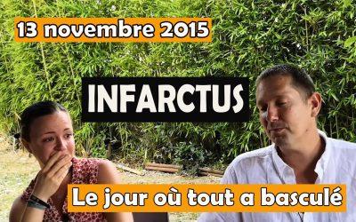 Infarctus : le 13 novembre 2015, le jour où tout a basculé (témoignage)