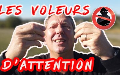 Se concentrer : exterminer les voleurs d'attention